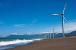 Filipinos have embraced the renewable technology and don't think of wind farms as eyesores