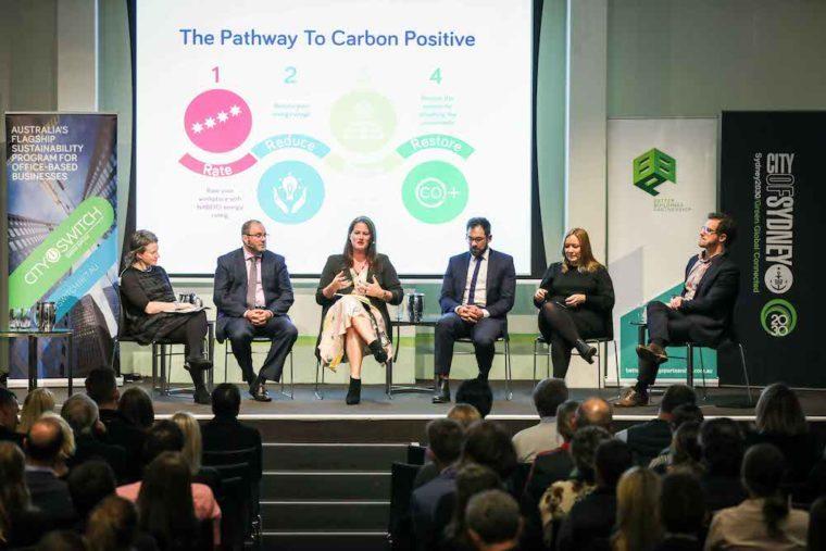Carbon Positive