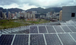 Residents near big solar projects are often concerned they cause glare and noise.
