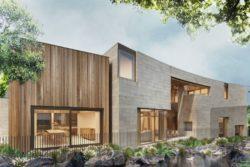 Limestone House by John Wardell Architects