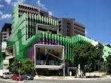 Lady Cilento Children's Hospital, Brisbane climate change