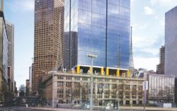 Part of the GPT Wholesale Office Fund, 8 Exhibition Street, Melbourne