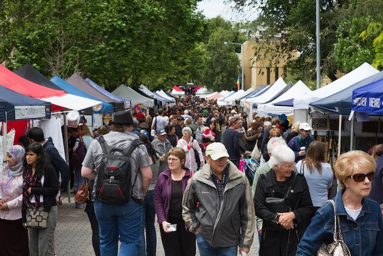 Hobart Salamanca Markets