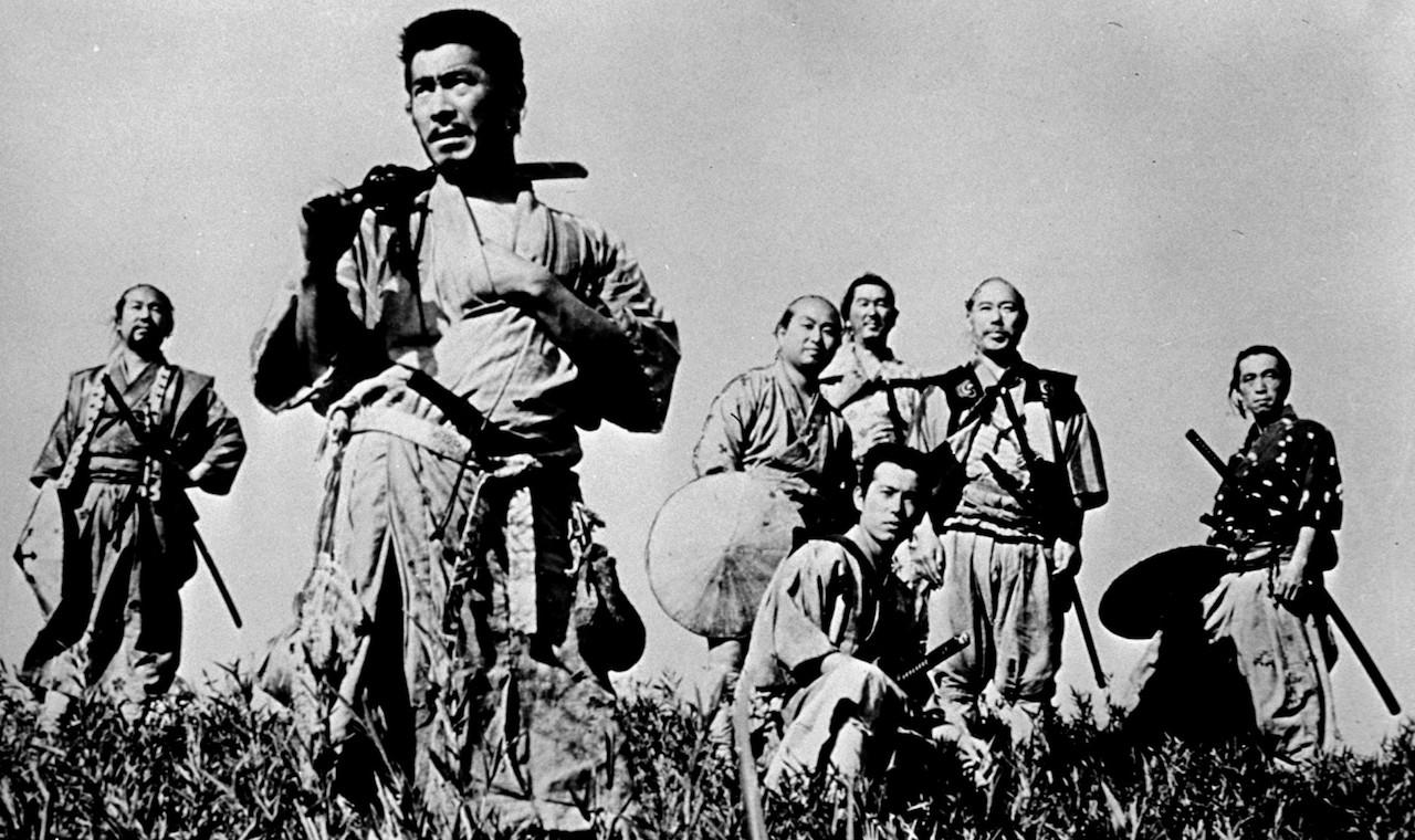 Akira Kurosawa's The Seven Samurai contractors