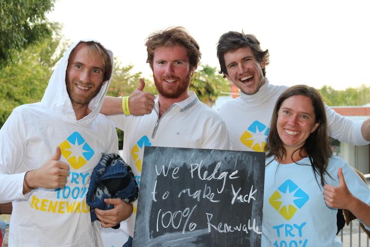 otally Renewable Yackandandah heroes