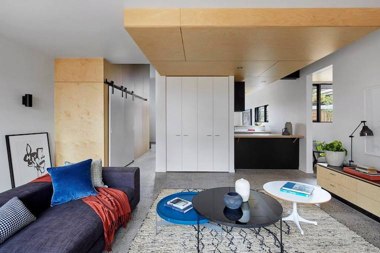 millennials clyde mews Melbourne interior
