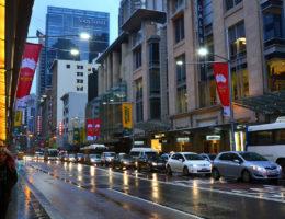 Sydney traffic transport