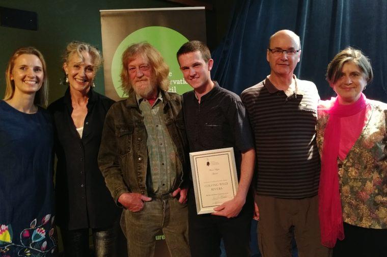 Marie Byles Award winners Colong
