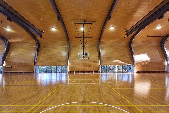 AJ+C Judith Poole sports hall