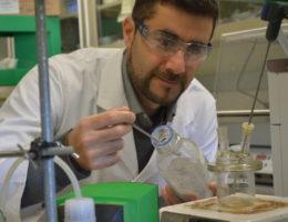 Professor Ali Abbas waste to energy