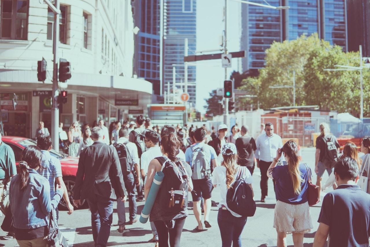 Sydney crowd property