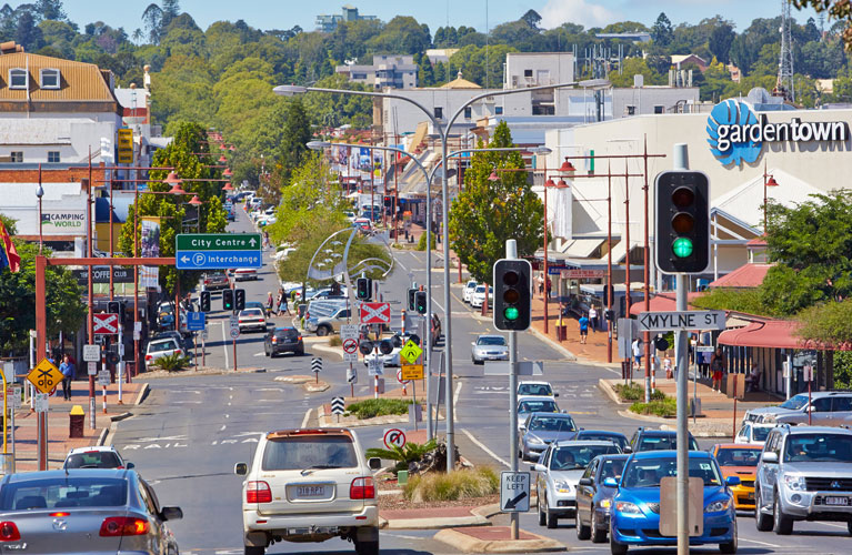 Toowoomba street settlement strategy