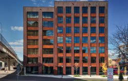 The seven-story high-rise in Minneapolis, designed by Michael Green Architecture and DLR Group, will be the largest mass timber building in the U.S.