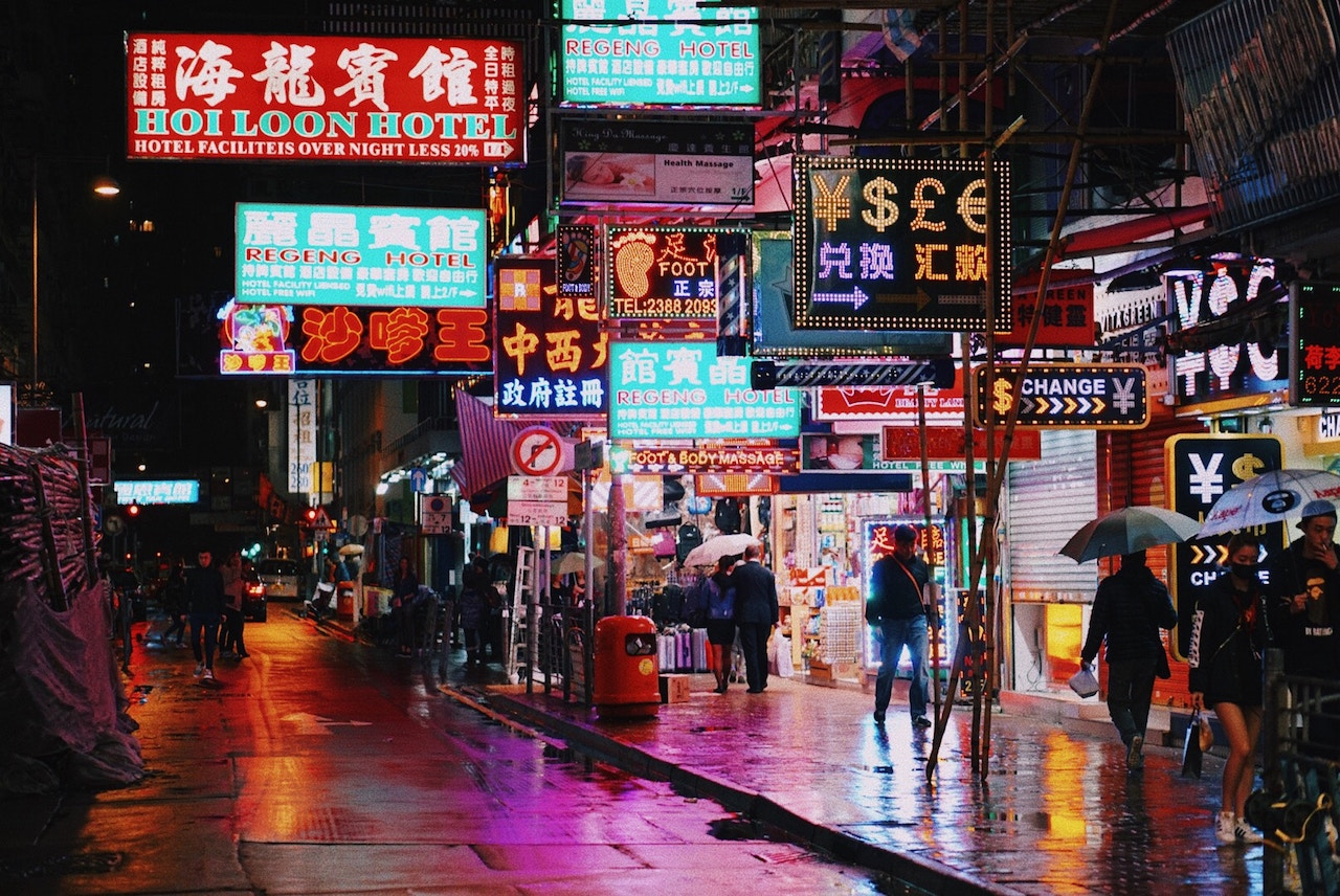 Hong Kong smart cities