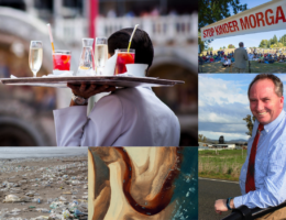 Oxygen files: EU plastics ban, farmers, ocean climate impacts, NT fracking, Canada's carbon tax