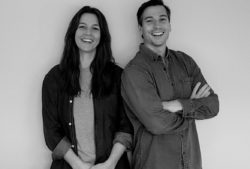 Goodments cofounders Tom Culver and wife Emily Taylor