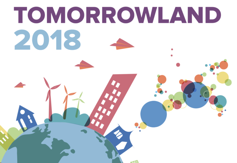 Tomorrowland 2018 cover