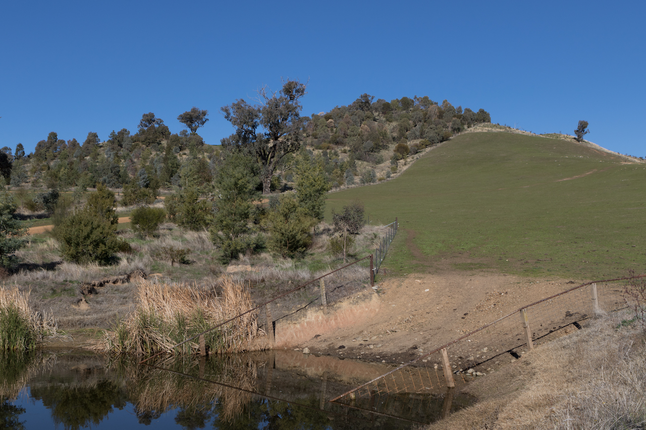 Australian dam
