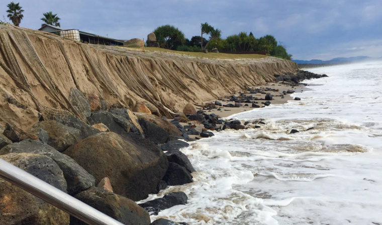Private property owners lose epic Byron Bay seawall case