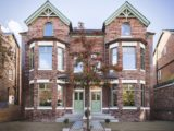Graphene stars in Passivhaus retrofit of Victorian townhouses