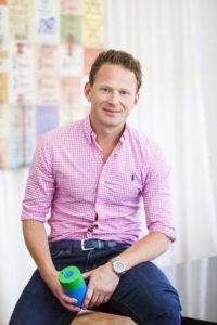 Benjamin Young, CEO of Frank Green
