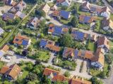 Peer to peer solar scheme