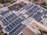 Sunshine Plaza solar