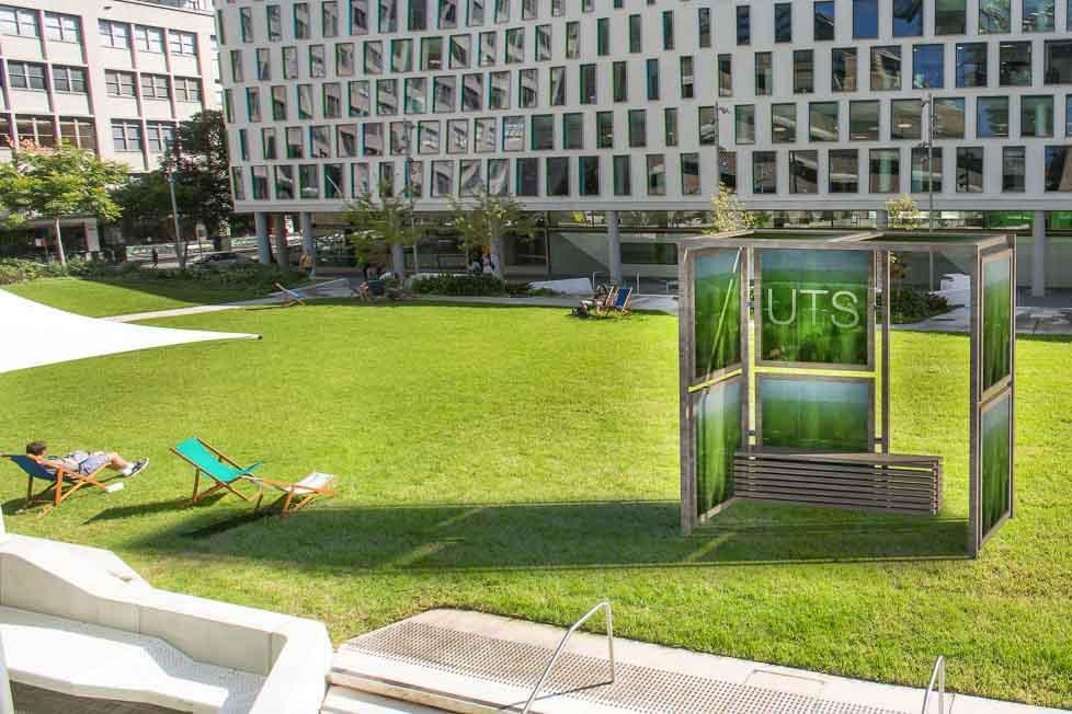 Can algae building technology work in Australia?