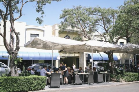 double bay cafes