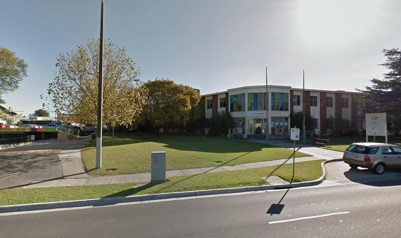 City of Dandenong office