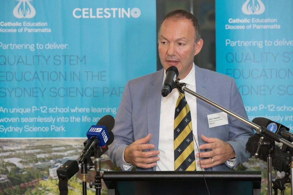 John Vassallo, Celestino
