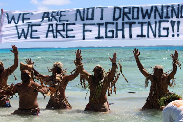Climate crisis – what's it good for? 350.org Tokelau