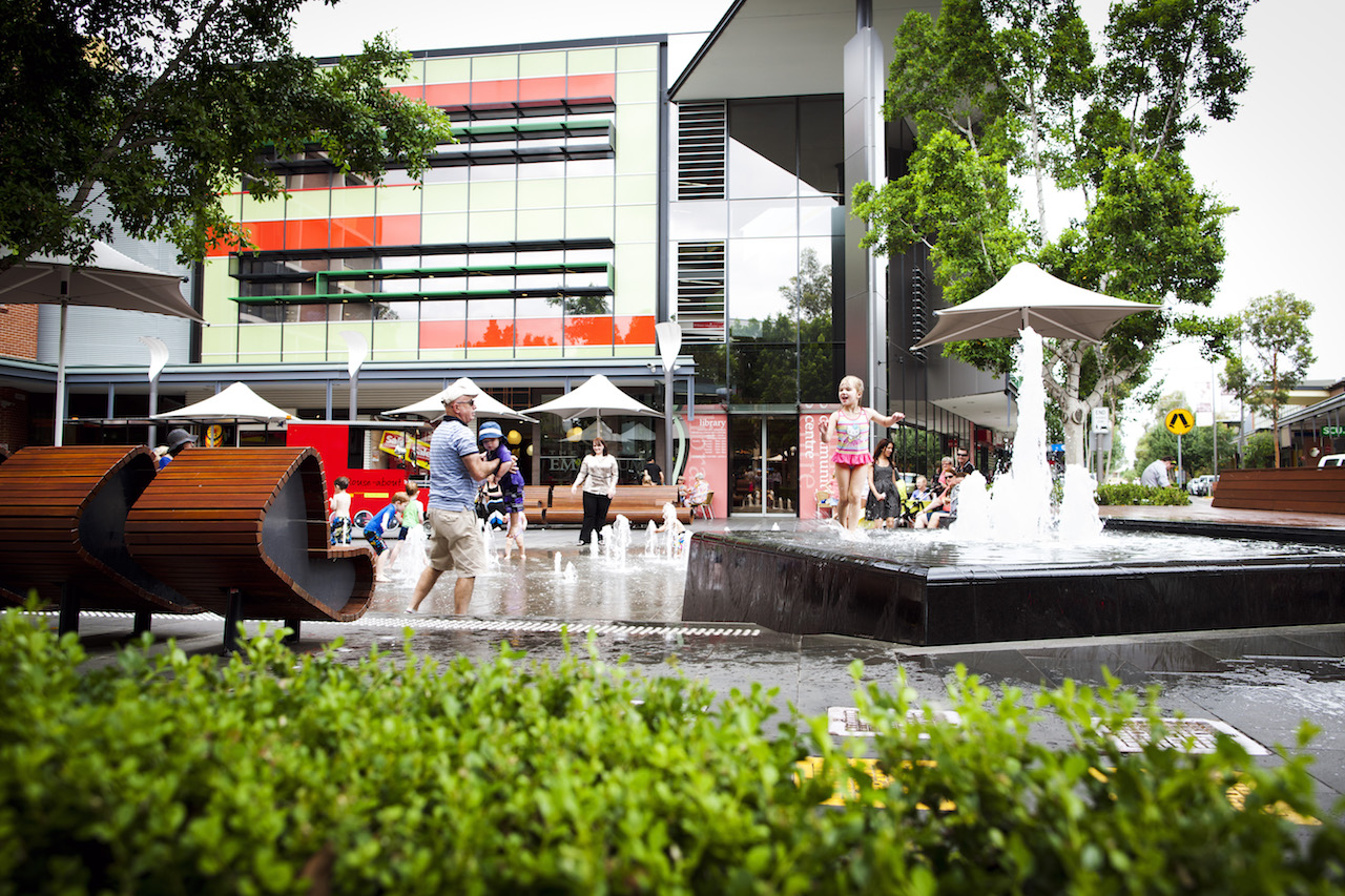 Rouse Hill Town Centre GPT