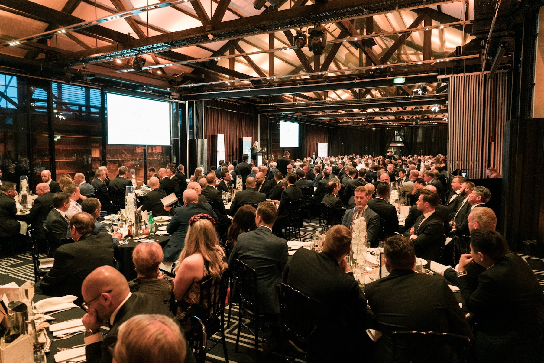 AIRAH AWARDS 2019 crowd shot