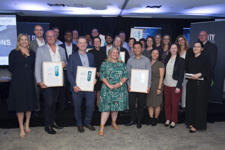CitySwitch Awards 2019