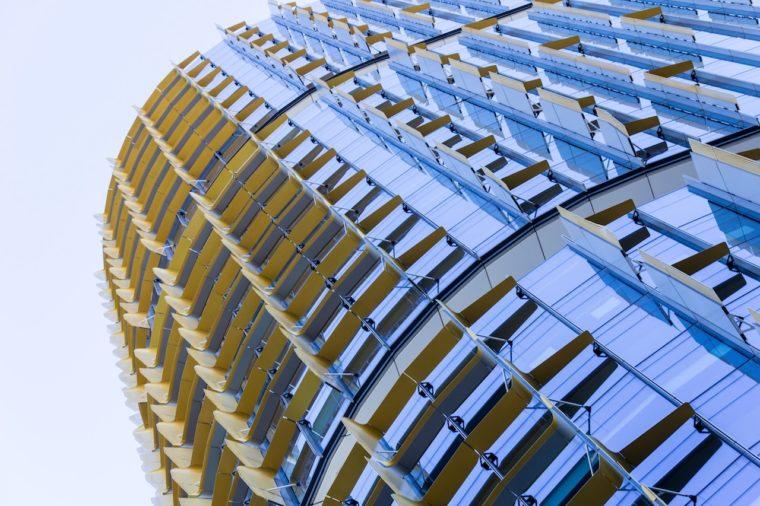 Barangaroo tower 1 building
