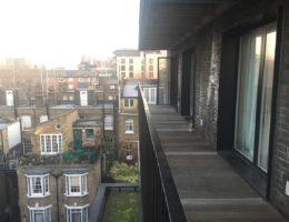london green apartment
