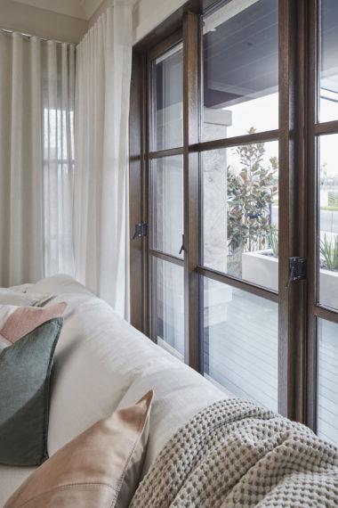 double glazed windows zero net home