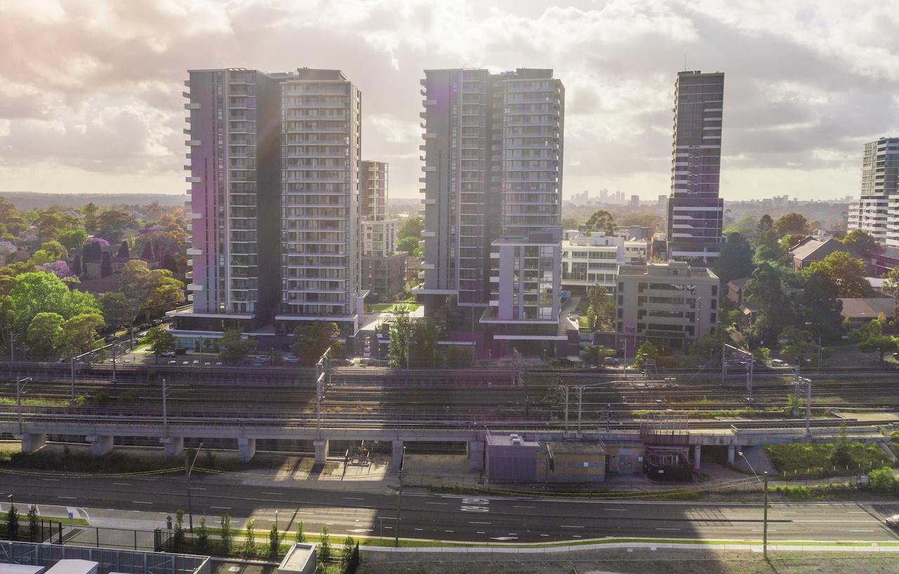 apartment buildings in sydney