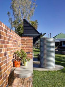 kingspan rainwater tank