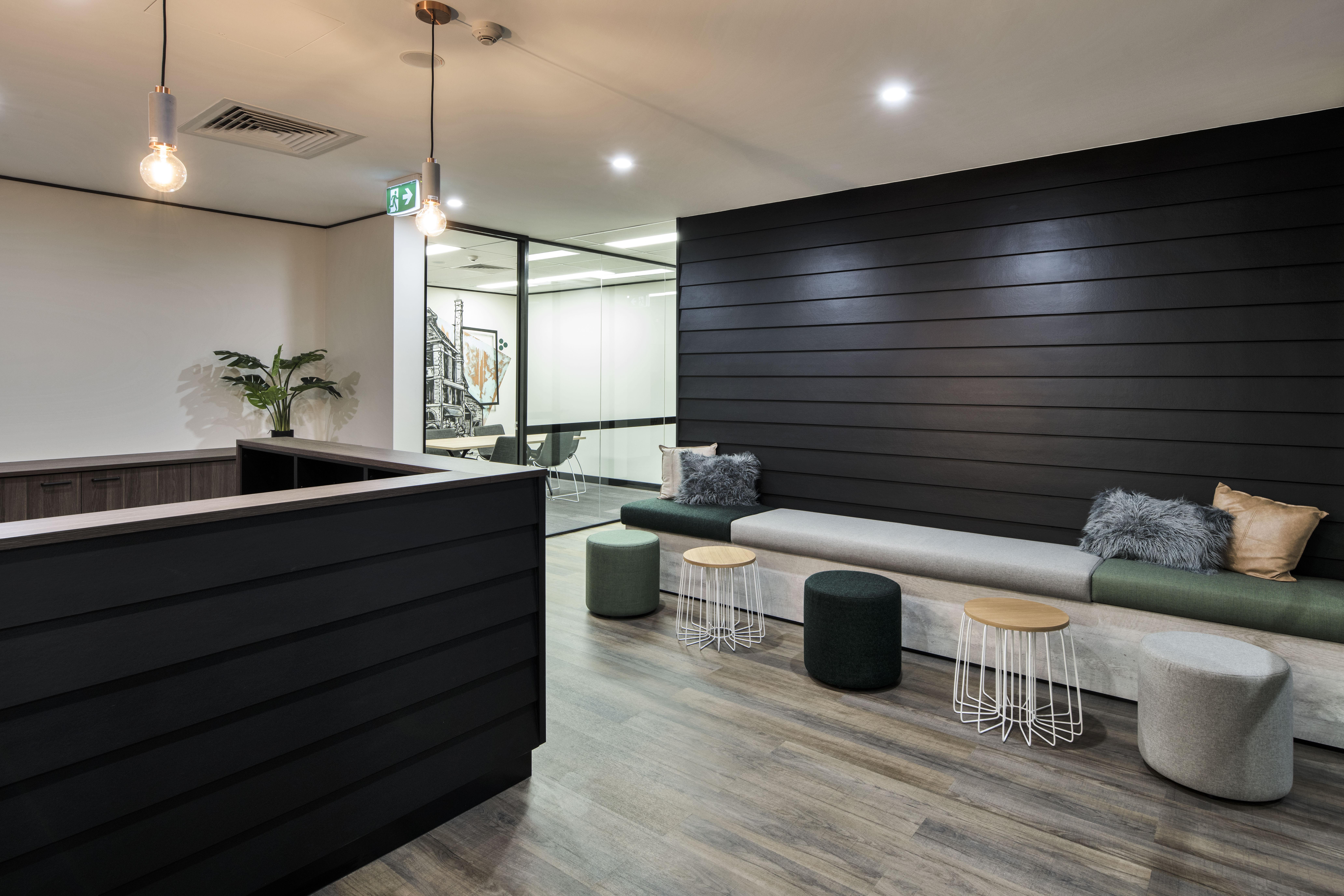 retrofit office building energy efficient